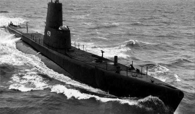 Pak submarine disaster in 1971 remains a mystery