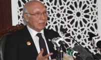 'Pakistan believes in peaceful neighbourhood'