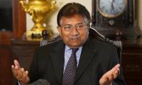 Time for Musharraf to regret