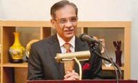 President approves Justice Saqib Nisar as next CJ