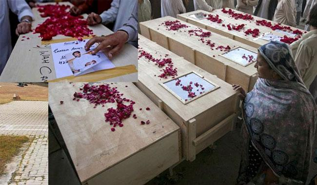 Bereaved families want speedy identification of bodies