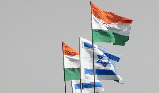 Israel, India sign deal to boost scientific,technological collaboration