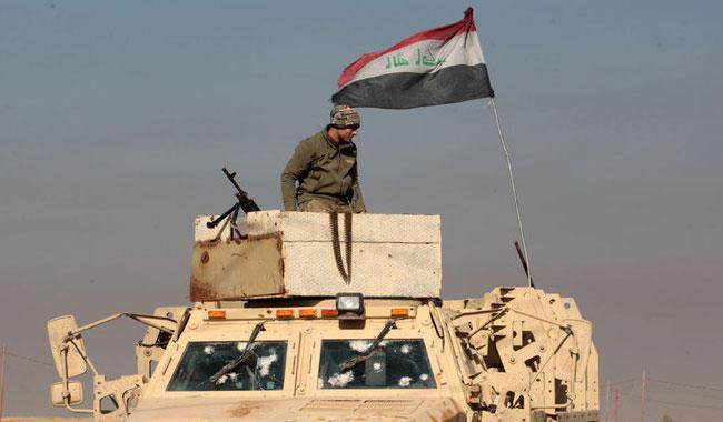 Iraqi army makes gains in gruelling Mosul battle