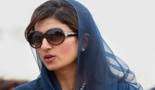 Pakistan lost opportunities given by President Ghani: Hina Khar