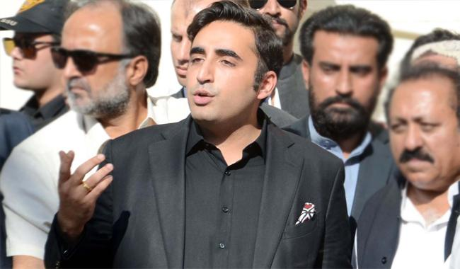 Can't get along with those taking U-turns: Bilawal