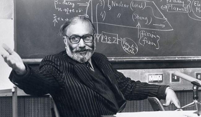 Dr Salam, Chakwal and symbolism