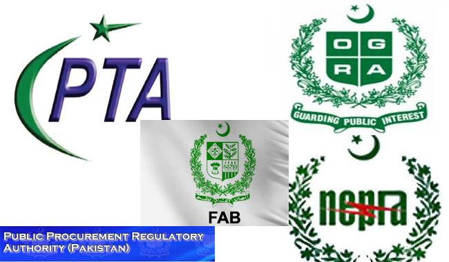 Regulatory bodies' control given to govt