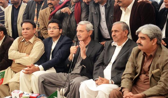 PTI to form govt in Punjab soon, claims Tareen
