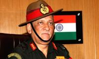 Indian Army ready for two-front war with Pakistan,China: Gen Rawat