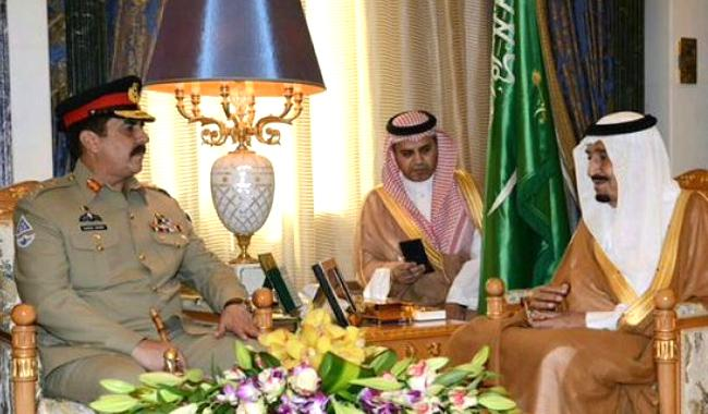 Raheel sets conditions for heading Islamic military alliance