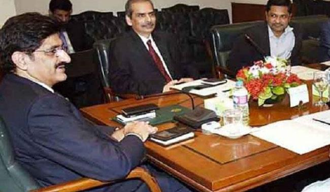 Sindh opposes bid for 7pc federal funds for CPEC, Fata