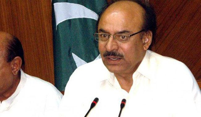Khuhro rejects Izhar's allegations, says PPP never ignored Karachi uplift