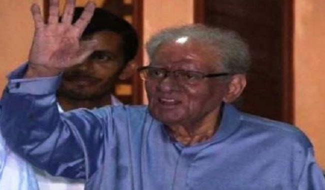 Sindh governor Saeed-uz-Zaman Siddiqui dies