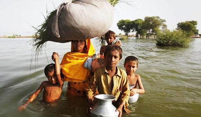 Climate change: Pakistan at seventh among top 10 most vulnerable countries