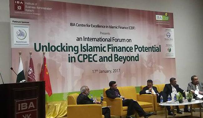 Islamic finance industry urged to tap into CPEC's full potential