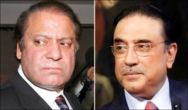 What Nawaz likes for himself, he rejected the same in Zardari's case