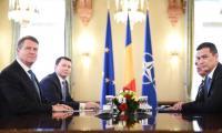 Romanian president blocks draft corruption law