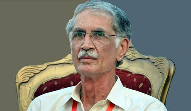 PTI govt committed to developing KP: Khattak