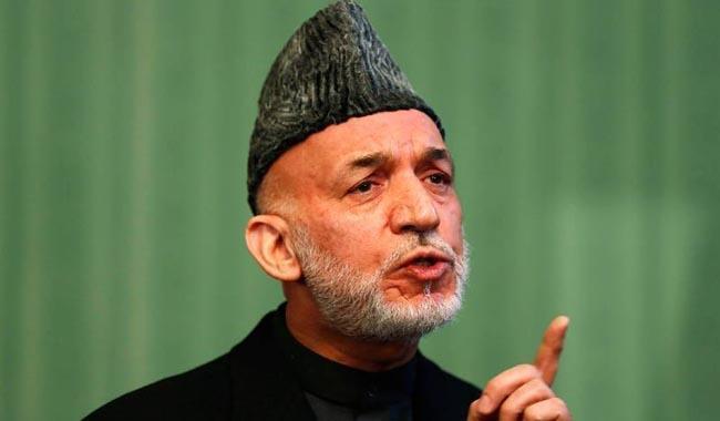 Trump should go after terrorism in Pakistan: Karzai