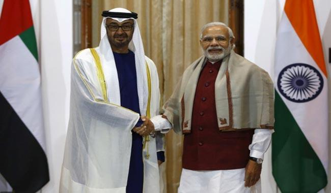 UAE crown prince to visit India on its Republic Day