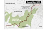 Durand Line: A reality that cannot be changed