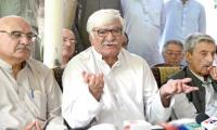 ANP wants APC on extension of military courts