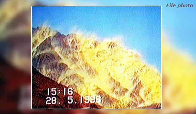 Pakistan secretly carried out cold test of nuclear device on Oct 6, 1984