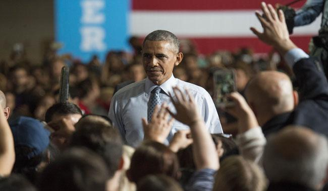 'Obama was a man of consensus'
