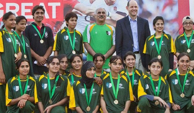 Pak women to make int'l debut