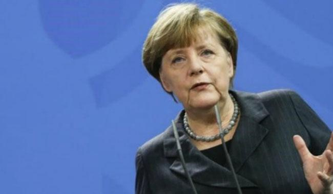 Merkel says didn't know Germany spied on allies