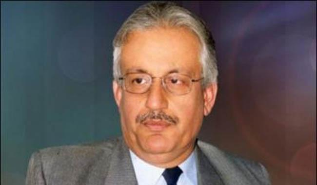 Rabbani disappointed at briefing on terrorism