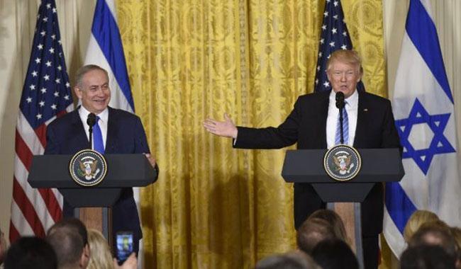 Washington encourages Israel-Arab alliance