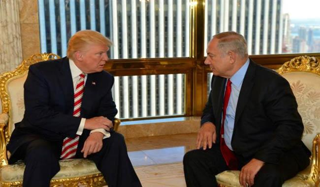 US encourages Israel-Arab alliance against Iran