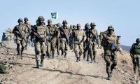 Terrorists' hideouts in Afghanistan bombed for second day