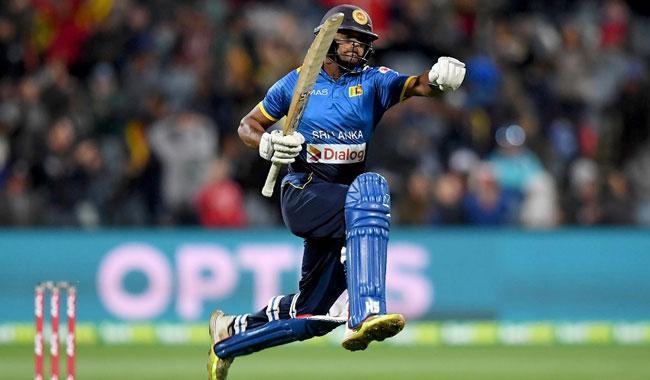 'It was like we were playing in Sri Lanka'