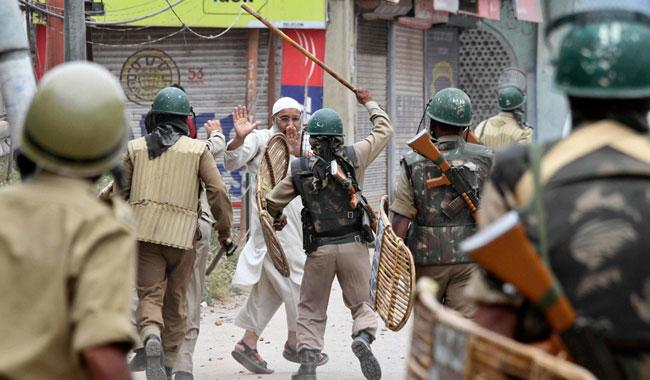 Kashmir atrocities thrust back in the spotlight