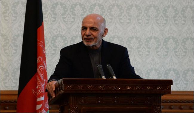 No civil war, but war among states in Afghanistan, claims Ghani