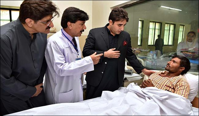 Bilawal advises Nisar to become a 'human being'