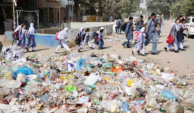 'Chinese firm to start collecting garbage in next 48 hours'