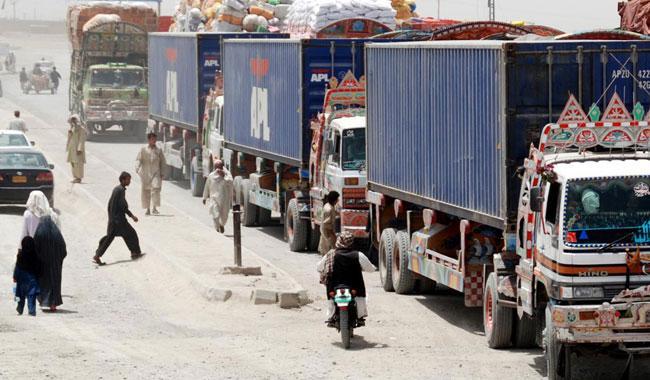 'Growing tension has affected Pak-Afghan trade'