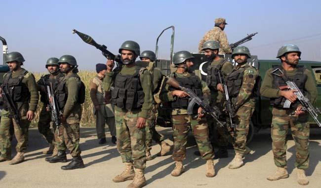 Army kicks off countrywide operation Raddul Fasaad