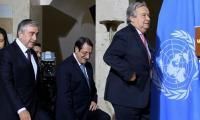 Cyprus peace talks called off amid mounting war of words