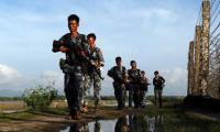 Myanmar security forces probe Rohingya prison deaths