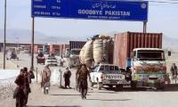 'Growing tension has affected Pak-Afghan trade'