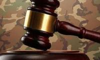 Meeting on restoration of military courts remains indecisive