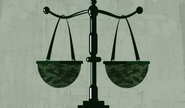 Accord on military courts amendment bill