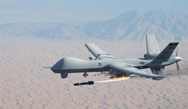 First drone strike in Pakistan under Trump admin kills two