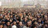 Protests erupt in IOK over youth martyrdom