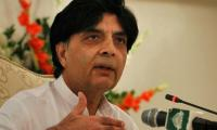 Social media working with freedom to lie: Nisar