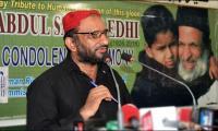 Rangers DG promises security for Faisal Edhi